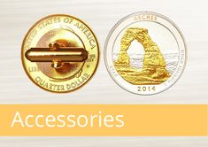 Aurista Coin Jewelry - The Original Coin Jewelry Company
