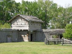 Old Fort Parker, Groesbeck, TX