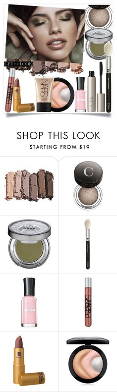 """Get the Look: Beauty Edition"" by captainsilly ❤ liked on Polyvore featuring beauty, Urban Decay, DuÅ¡an, Chantecaille, ZOEVA, Ilia, Lipstick Queen, MAC Cosmetics and NARS Cosmetics"