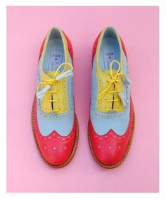 ABO shoes, Iva Ljubinkovic design #aboshoes #brogues #oxfords #shoes
