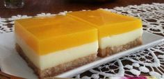 Recipes for easy desserts Greek Sweets, Greek Desserts, Summer Desserts, Greek Recipes, Easy Desserts, Delicious Desserts, Jello Recipes, Sweets Recipes, Cake Recipes