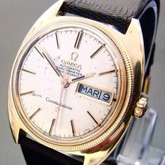 What's On Your Wrist? — Omega Constellation Gold Plated 1970  by...