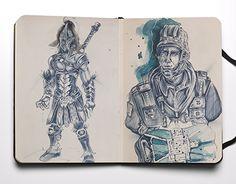 "Check out new work on my @Behance portfolio: ""Pen Scribble   Sketchbook"" http://be.net/gallery/52121611/Pen-Scribble-Sketchbook"