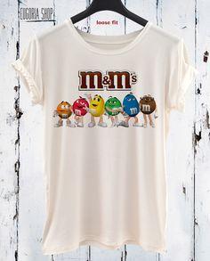 Chocolate MM Candy fashion vision t-shirt fc4cec033