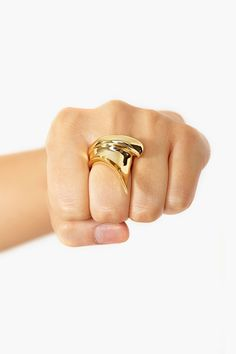 nasty gal- On Point Ring Unusual Jewelry, Modern Jewelry, Fashion Rings, Fashion Jewelry, Arrow Jewelry, Bold Rings, Jewelry Patterns, Ring Designs, Rings For Men