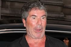 No Offense But These Picture Of Simon Cowell Have Me Confused Simon Cowell Meme, Britain Got Talent, Funny Memes, Jokes, I Hate You, Good Ol, Confused, Dumb And Dumber, Bff