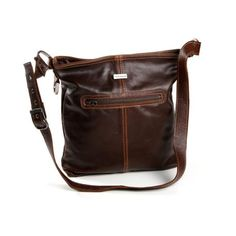 Messenger Bag – Tobacco from Leather Luxury Bags - Yummy