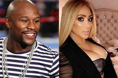 Woah! Floyd Mayweather wasn't timid when he exited a coy remark on 'L&HH' star Nikki Mudarris' hot braless Instagram photograph. See the intense connection here!