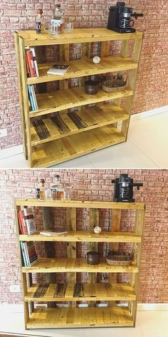 Besten 35 Low Cost Holz Paletten Projekte Besten 35 Low Cost Holz Paletten Projekte The post Besten 35 Low Cost Holz Paletten Projekte appeared first on Pallet Ideas. Wooden Pallet Shelves, Wood Pallet Tables, Pallet Wall Decor, Pallet Boxes, Pallet Storage, Wood Pallet Furniture, Wooden Pallets, Wooden Diy, Pallet Cabinet
