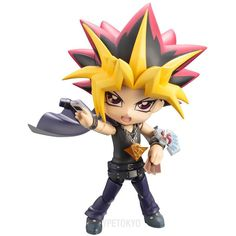 Yu-Gi-Oh! Duel Monsters CU-POCHE (Action Figure) : Yami Yugi
