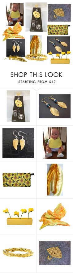 """""""Fall Gifts on Etsy"""" by anna-recycle ❤ liked on Polyvore featuring Dot & Bo, modern, rustic and vintage"""