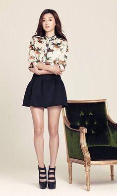 전지현 Jeon Ji Hyun | H Style F/W 2014