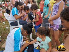Dia das Crianças 2015 na cidade de Leopolis - Parana