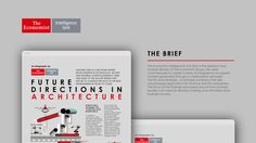 The Economist – Infographic Collection 2017 on Behance