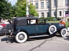 1934 Duesenberg SJ Towncar