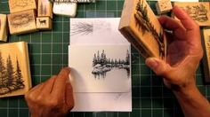 Stampscapes 101: 1st tutorial. Stampscapes has loads of tutorials on YouTube, although some of them are quite long.