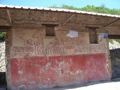 Graffiti-Pompei