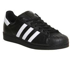 best service 3b78b 288c0 Adidas Superstar Foundation - Zapatillas para hombre Zapatillas Adidas,  Zapatillas Hombre, Zapatos, Hombres