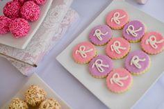 Raphaelle's Ballerina Themed Party – Sweet Treats