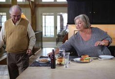 Nancy & David spend a night alone on Farmhouse Rules