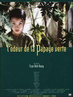 Mùi du du xanh - L'odeur de la papaye verte 1993 Tran Anh Hung