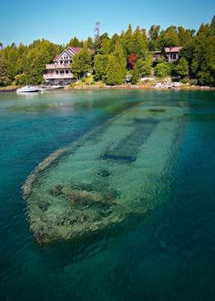 Did you know that Canada is home to more than 100 shipwrecks?