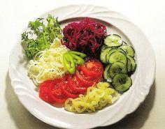 summer salads Hungarian salad   the essential accompaniment