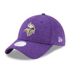 478603f6 Minnesota Vikings New Era Women's 2017 Training Camp Official 9TWENTY  Adjustable Hat - Purple - $29.99