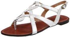 Gomax Womens Berdine 59 SandalSilver65 M US >>> Find out more about the great product at the image link.