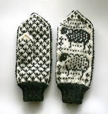 Kuvahaun tulos haulle solveig larsson knitted mittens