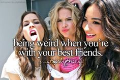 Just Girly Things<---- guys does anyone else reconize it's the ppl from pretty little liars?!?!
