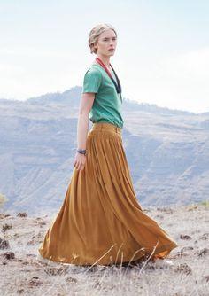 long skirt love