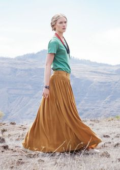 long skirt love