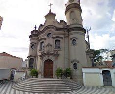 Igreja São João Maria Vianney - Água Branca - São Paulo - SP