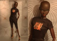 Nyah - Bald Urban Outfitting Nadja by em`lia, via Flickr