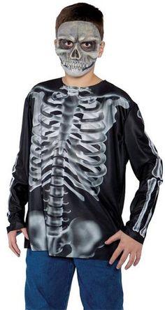 X-ray Child Shirt Large