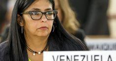¡DELCY ELOINA VUELVE HACER EL RIDÍCULO! Celac rechazó propuesta de Venezuela sobre supuesta injerencia de EEUU