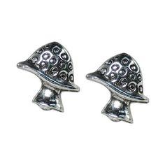 Stud Earrings Sterling Silver - Mushrooms Old Glory,http://www.amazon.com/dp/B000CQY2DI/ref=cm_sw_r_pi_dp_02oqtb0RH550WR94