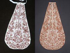 18th century LACMA pocket