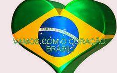 Brasil-Frase-Vamos com o coração, Brasil!