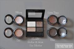 The Small Things Blog: Mac Eyeshadow Look Alike