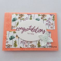 Hello and Welcome, Today I thought I would show you the cards I made for onstage in Brisbane Australia, I created two cards u. Brisbane Australia, Stampin Up, Corner, Crafty, Cards, Stamping Up, Maps, Playing Cards