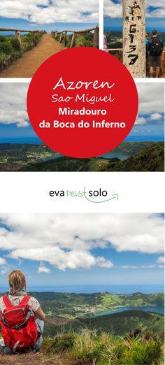 Da musst du unbedingt hin, wenn du auf Sao Miguel bist: der Miradouro da Boca do Inferno liegt am Lagoa do Canario. Dort parkst du auch Dein Auto. Am besten durch das Tor bis zum Ende durchfahren. Etwas abseits des Hauptweges kannst du Dich dann ins Gras setzen und die atemberaubende Aussicht auf dem Dach der Welt genießen.  #saomiguel #azoren #portugal #fotospot
