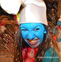 Rua de la Disbauxa Sitges Carnaval 2013