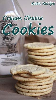 Our Bloggers Life:Cream Cheese Cookies - Our Bloggers Life