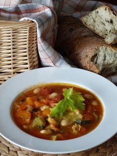 Kouzlo mého domova: Toskánská fazolová polévka