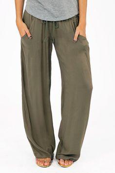 In Living Lounge Pants / Tobi.com