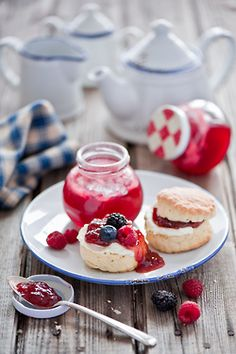 Favorite things: make gluten free scones and freezer jam soon!