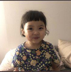 Cute Asian Babies, Korean Babies, Asian Kids, Cute Little Baby, Little Babies, Baby Love, Cute Baby Meme, Cute Chinese Baby, Cute Kids