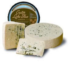Crater Lake Blue Cheese from Rogue Creamery -Central Point, OR